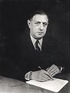 De Gaulle en 1948