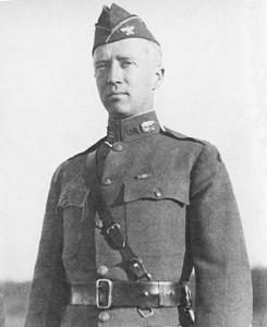 Patton en 1919 (ou 1920)