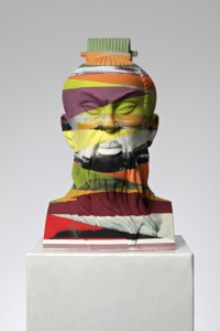 Sun Tzu Janus, Oliver Laric, 2012, at Tanya Leighton, Berlin 2