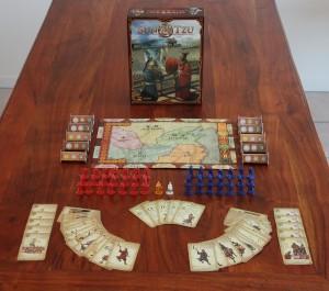 Le jeu Sun Tzu sorti en 2010 revient dans une édition « Deluxe »