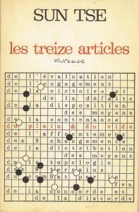 1971 : Une couverture présentant une partie de go